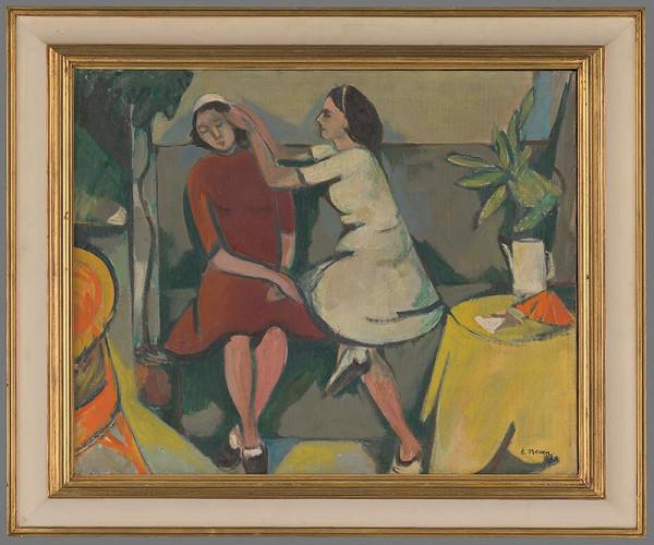 Eugen Nevan – Tanečnice