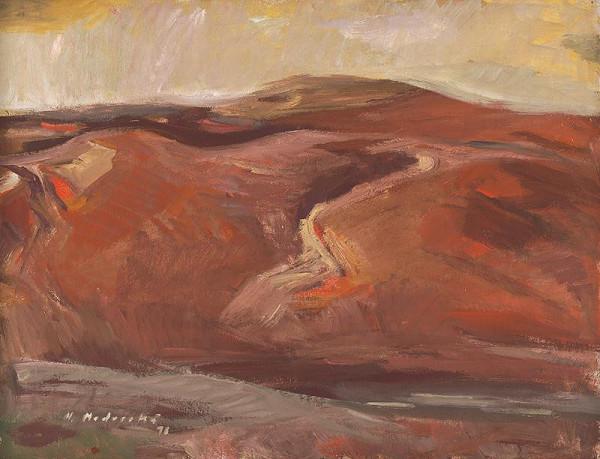 Mária Medvecká – Červený vrch