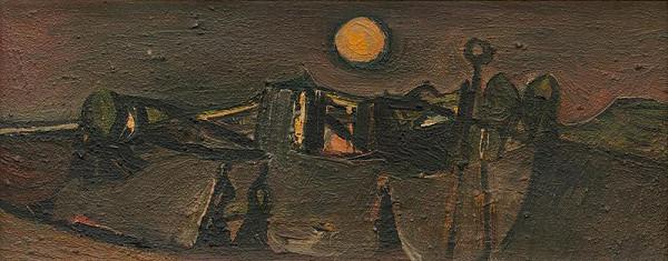 Vincent Hložník - Neobyčajná noc