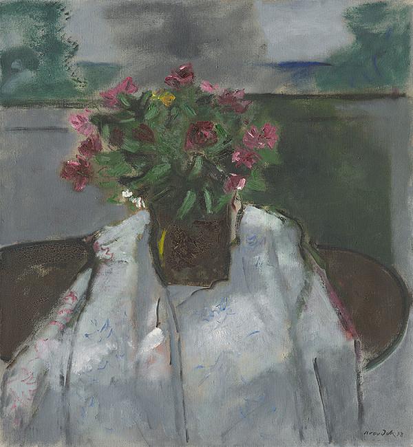František Jiroudek - Ruže