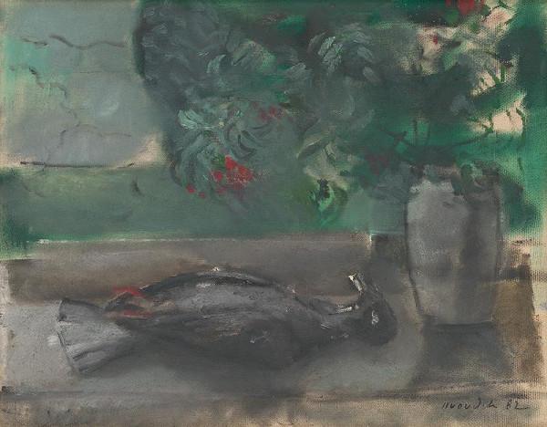 František Jiroudek – Jarbiny a mŕtvy holub