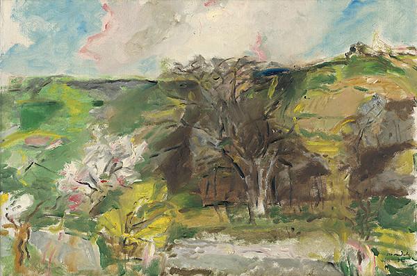František Jiroudek – Jeseň v Libichově