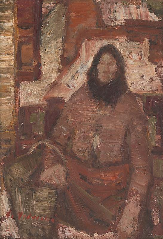 Mária Medvecká – Na dvore