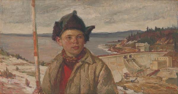 Mária Medvecká - Chlapec s trasírkou