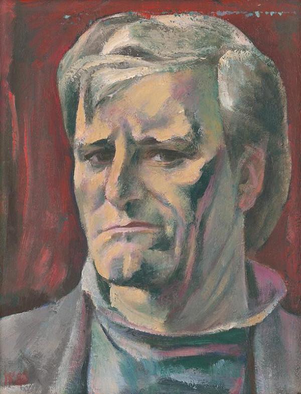 Ignác Kolčák - Autoportrét