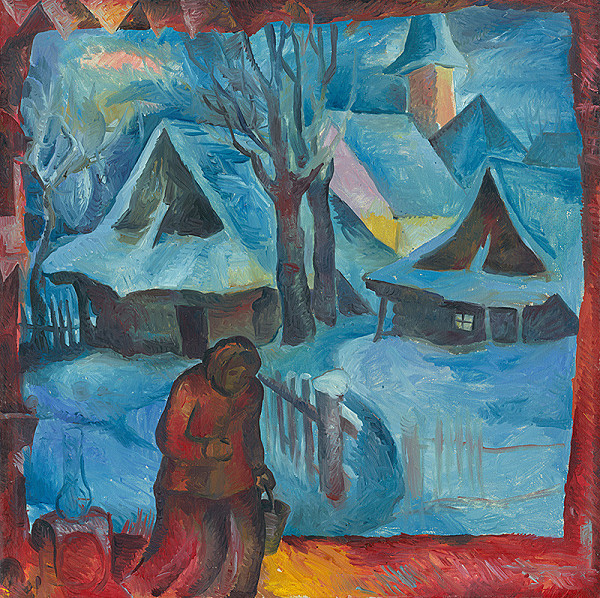 Milan Mravec - Spomienka na matku