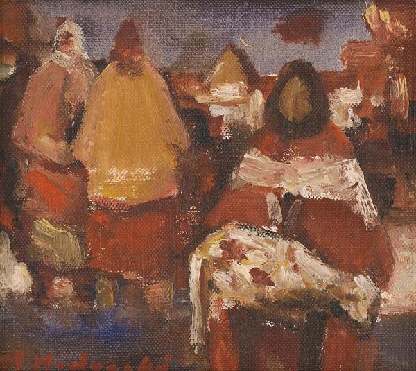 Mária Medvecká - Na trh