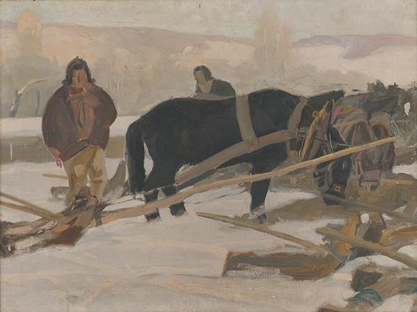 Alexander Kubínyi – Furmani