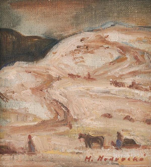 Mária Medvecká – Pod horami