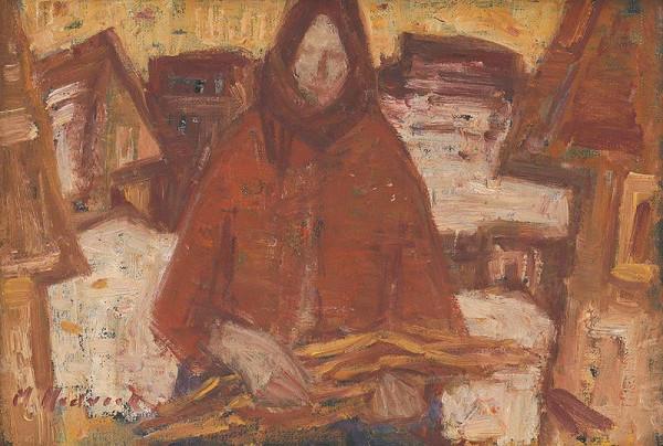 Mária Medvecká - Žena s raždím