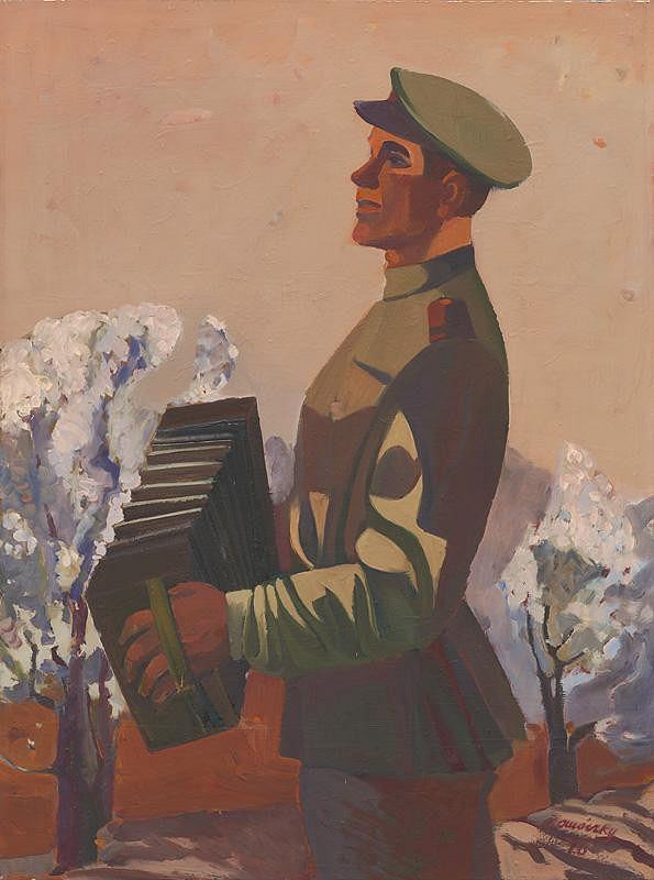 František Tanóczky - Harmonikár