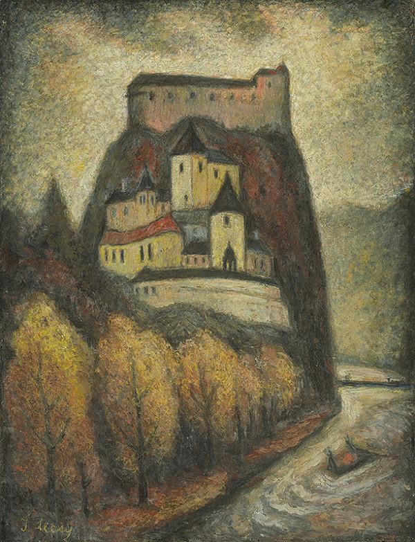 Janko Alexy – Oravský zámok