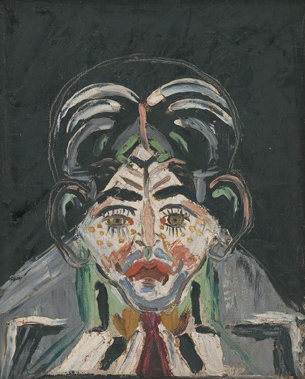 Arnold Peter Weisz-Kubínčan – Hlava ženy