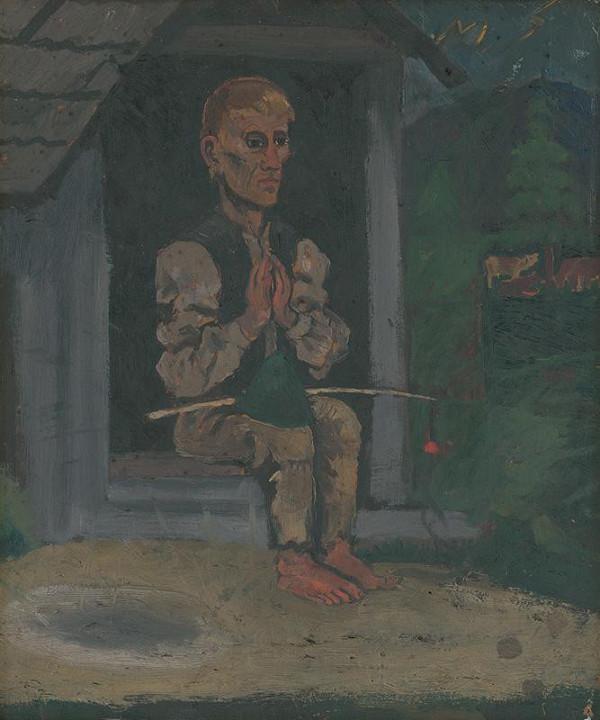 Arnold Peter Weisz-Kubínčan - Pastieri