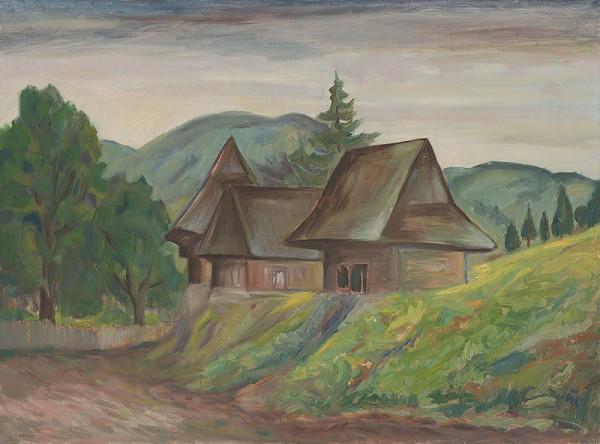 Matilda Čechová - Oravské domy II.