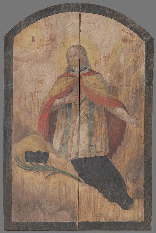 Slovenský maliar z 18. storočia - Sv. Ján Nepomucký