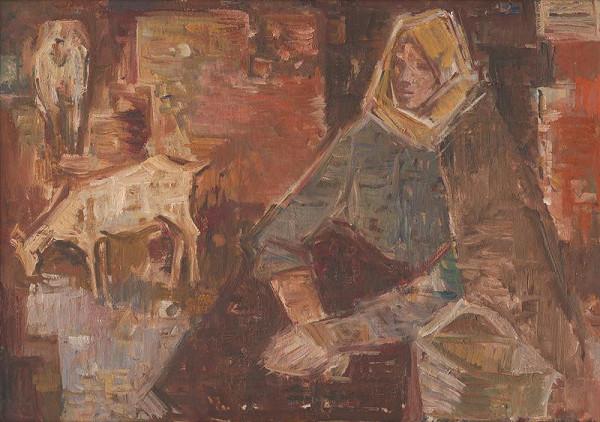 Mária Medvecká - Odpočinok