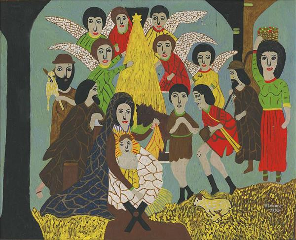 Ondrej Šteberl – Požehnané Vianoce