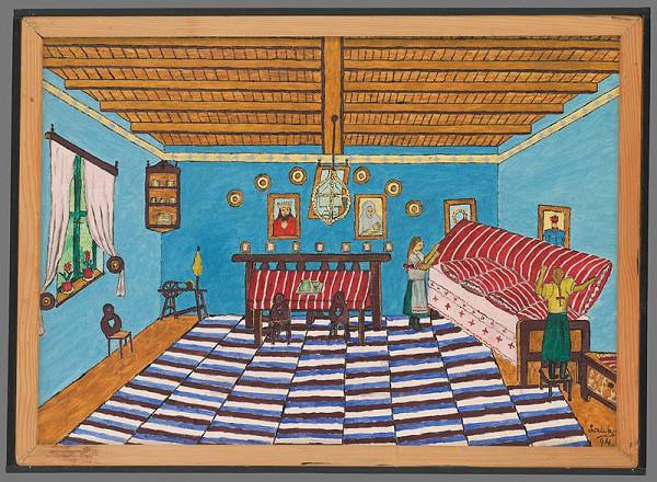 Juraj Lauko ml. – Vysoká posteľ