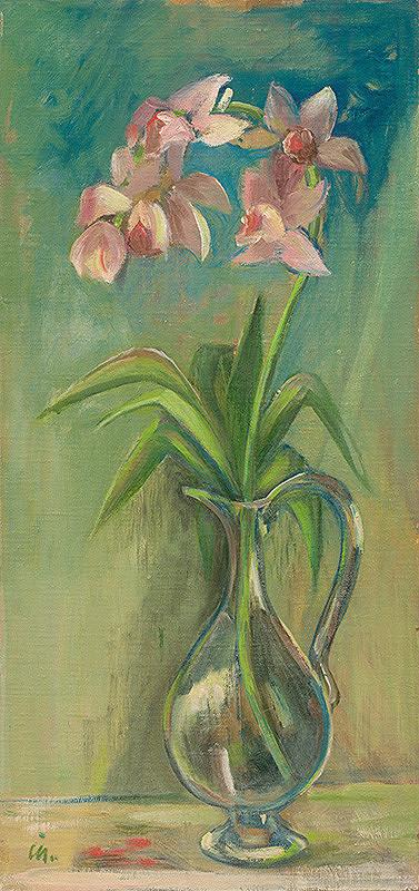 Matilda Čechová - Orchidey / Jesenná kytica