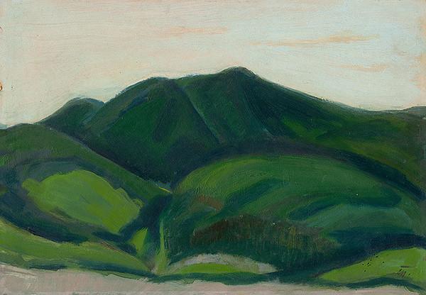 Matilda Čechová - Zelené pohorie