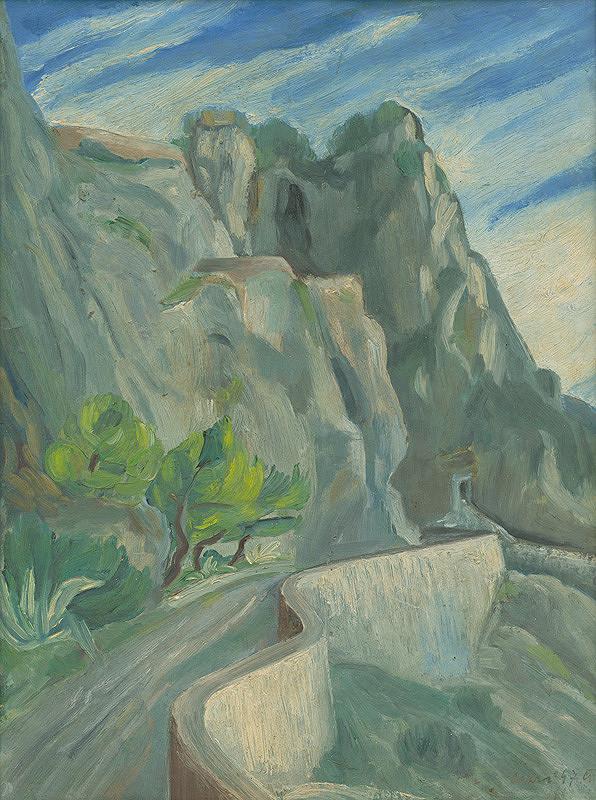 Matilda Čechová – Capri