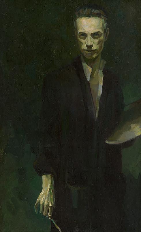Ctibor Belan – Autoportrét