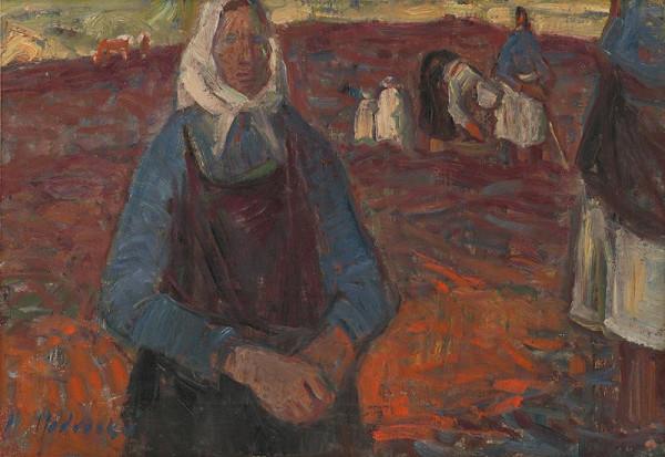 Mária Medvecká - Na oráčine