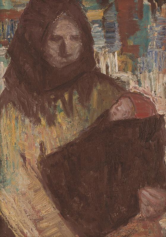 Mária Medvecká – V maminom vlniaku