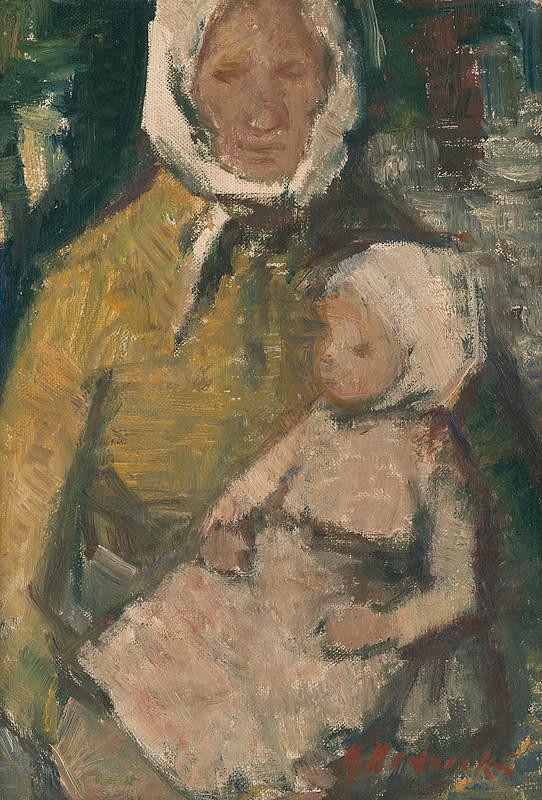 Mária Medvecká - Vnúčatko