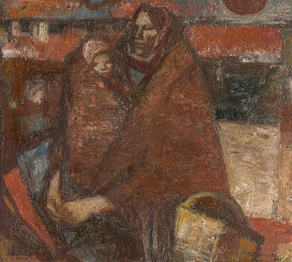 Mária Medvecká - Večer v poli