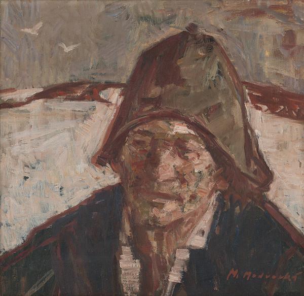 Mária Medvecká - Koniec zimy