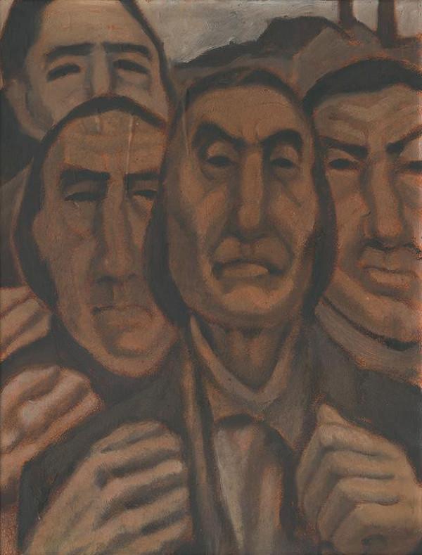 Janko Alexy – Robotníci