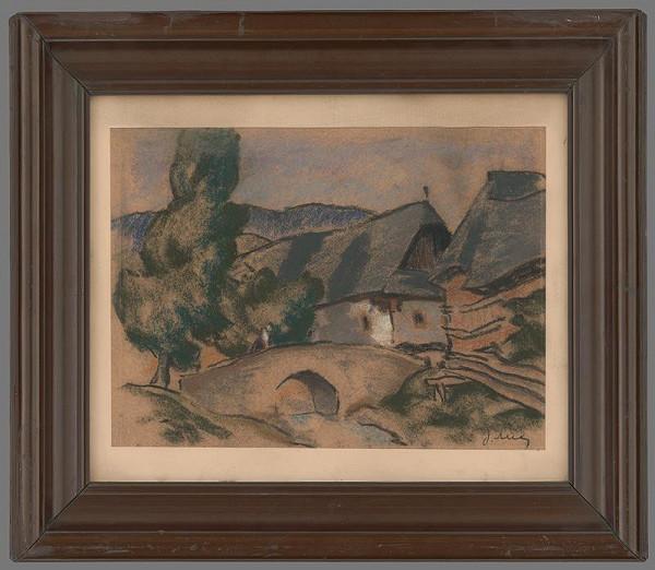 Janko Alexy – Oravská dedina
