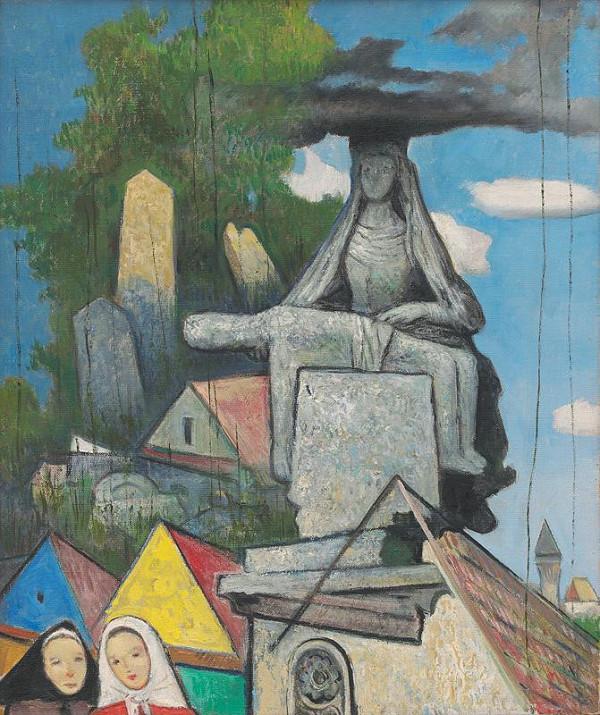 Imrich Weiner-Kráľ - Smolenice