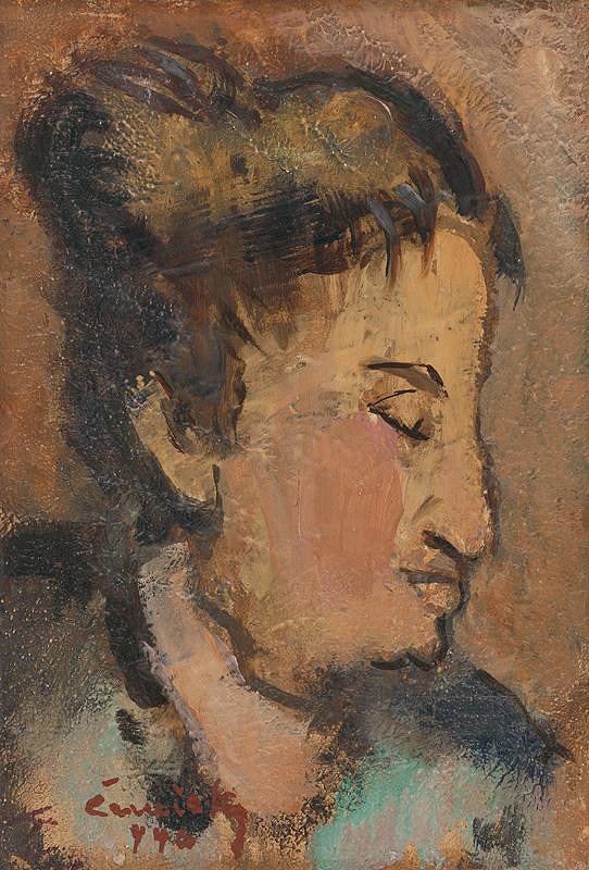 Ladislav Čemický – Žena