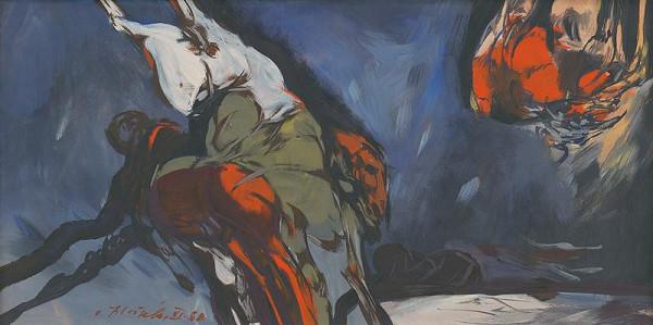 Vincent Hložník – Hrôzy vojny I.