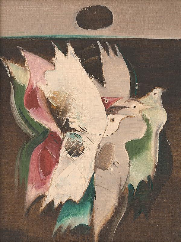 Ferdinand Hložník – Vtáci