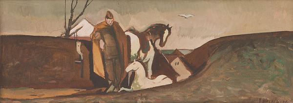 Ferdinand Hložník - Únava po boji
