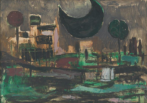 Milan Paštéka - Čierny mesiac