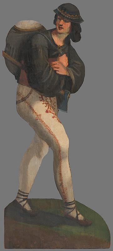 Maximilián Ratskay – Valach s batohom
