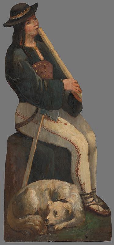 Maximilián Ratskay – Valach s píšťalou