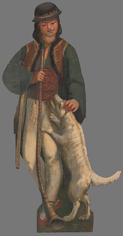 Maximilián Ratskay - Valach so psom