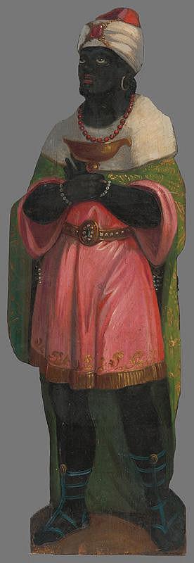 Maximilián Ratskay - Čierny kráľ - Baltazár
