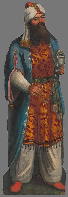 Maximilián Ratskay - Kráľ Melichar