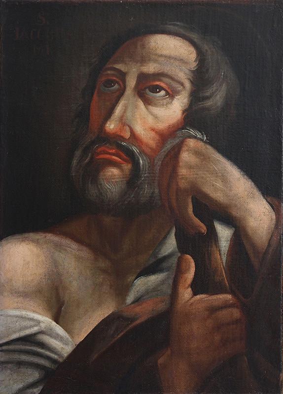 Jan Fignowski - Svätý Jakub Menší