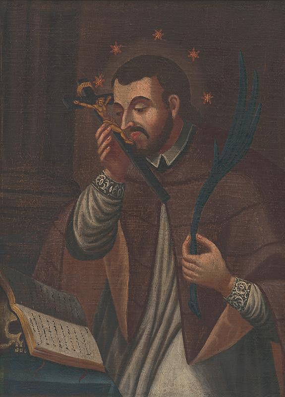 Neznámy autor - Sv.Ján Nepomucký