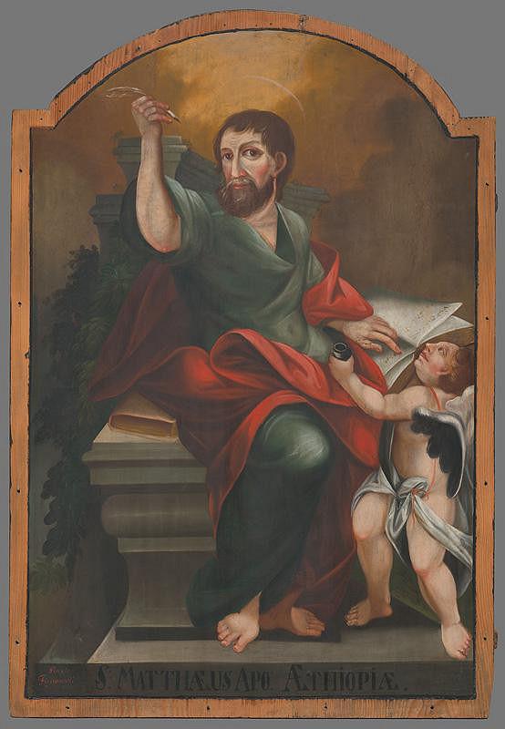 Jan Fignowski - Svätý Matúš