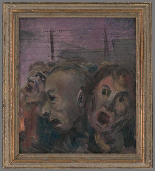 Ernest Špitz - V koncentráku