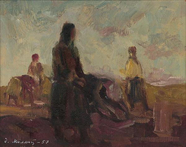 Dezider Milly – Ženy v poli